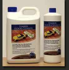 VCS Timber Floor Cleaner
